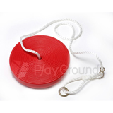Plastic Disc Swing Seat with Rope