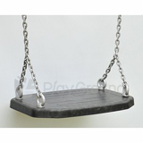 Rubber Seat (Large) with Hot Dipped Galvanised Chain