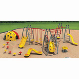 Outdoor Climbing Equipment:Outdoor Playground Set
