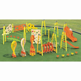 Big Outdoor playground Equipment