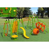 <start>Big Outdoor Playground Equipment</start>