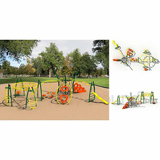 <start>Outdoor Playground Unit:Outdoor Playground Set</start>