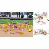 <start>Outdoor Playsets:Outdoor Playground Set</start>