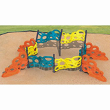 Outdoor Playground Set:Residential Playground Equipment