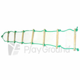 Playground Climbing Rope Ladder
